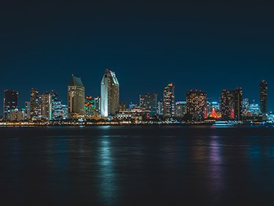 Photo of San Diego city